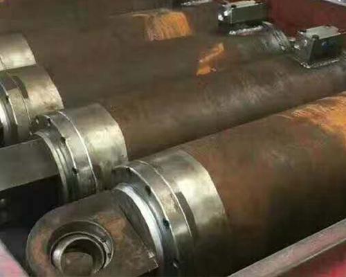 单双向轻型液压油缸加工